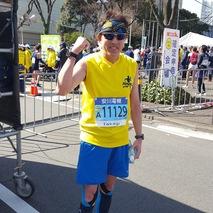 北九州マラソンに参加して来ました