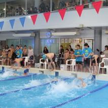 3月24日(日)の自由遊泳は14:00からとなります