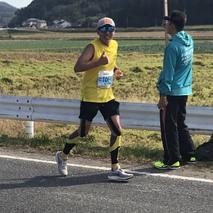 福岡マラソン2018参加してきました!!