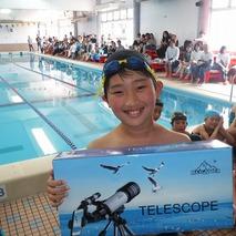 第36回スパ水泳記会結果報告
