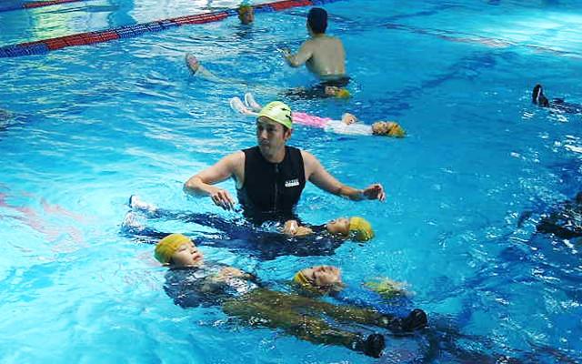 安全水泳の必要性